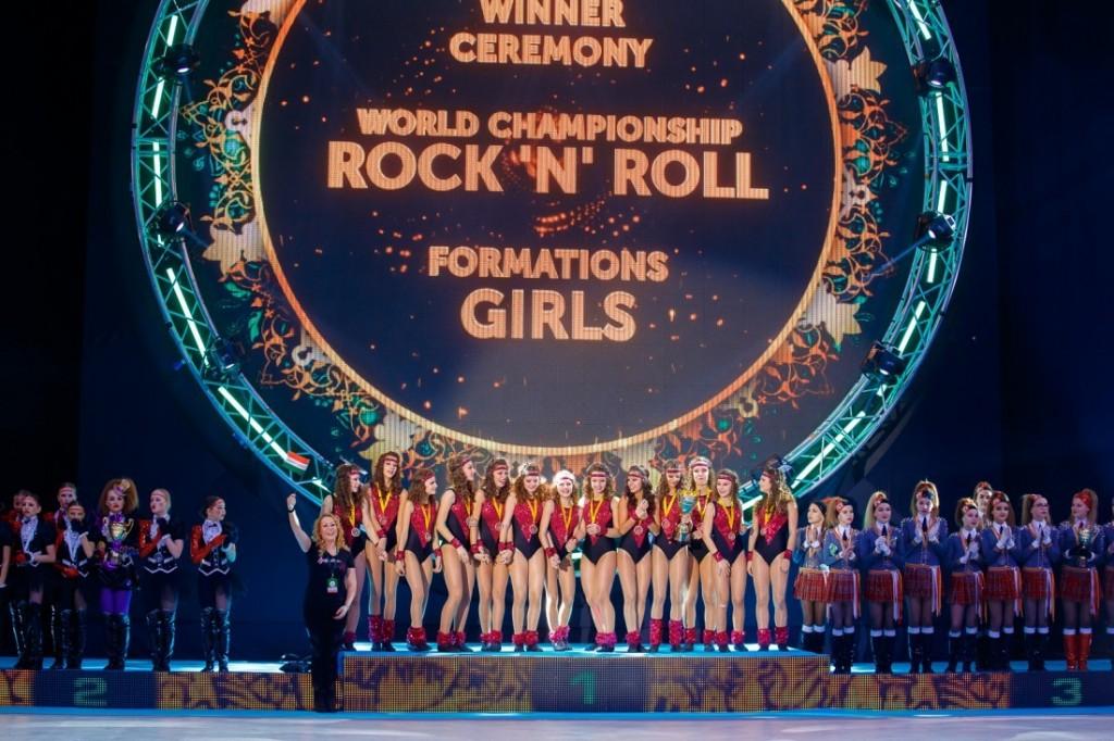 В Казани стартовал чемпионат мира по акробатическому рок-н-роллу