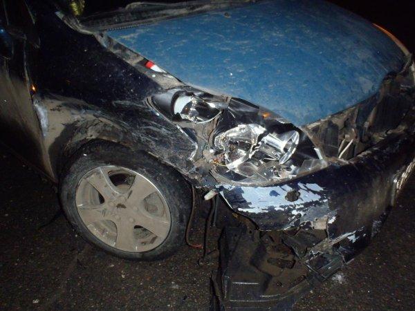 В Кирове «Тойота» врезалась во встречную «Шкоду»: пострадал подросток