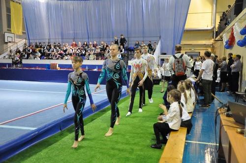 В Кирове проходит командный чемпионат России по спортивной акробатике