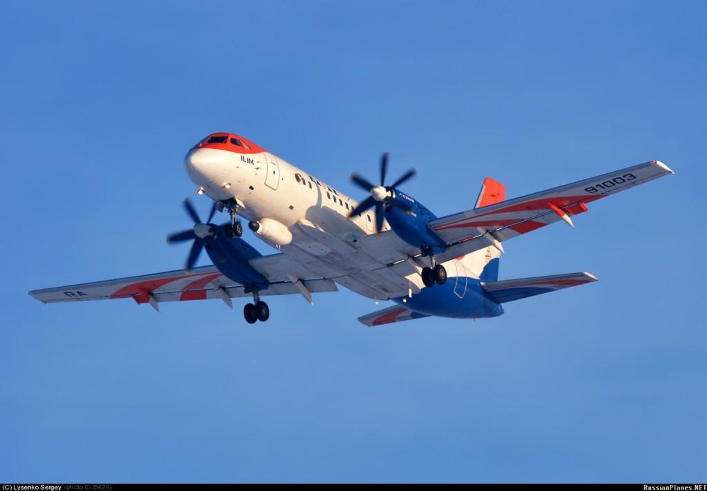 Кировская область примет участие в строительстве самолёта ИЛ-114