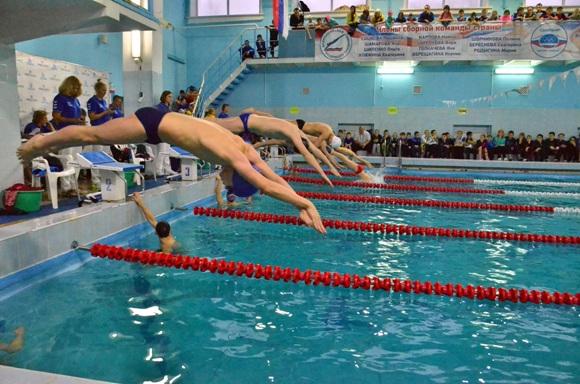 В Чепецке прошли всероссийские соревнования по плаванию памяти Яны Шамаровой