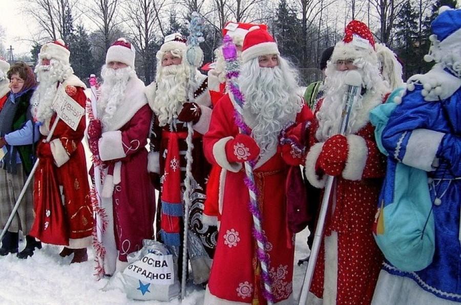 В Кирове откроется саммит Дедов Морозов