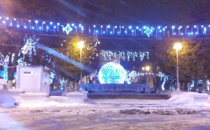 На Новый год в Кирове похолодает до -17 градусов