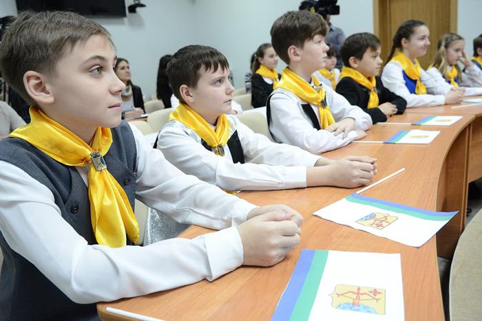 10 юных кировчан в составе Детского хора России выступили в Кремле