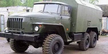В Уржуме водитель «Урала» погиб под колёсами своего автомобиля