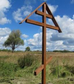 Кировчане, повесившие чучело на поклонном кресте, попали под следствие