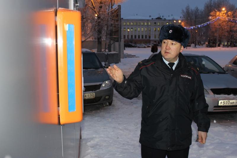 В Кирове презентовали систему видеосвязи с полицией