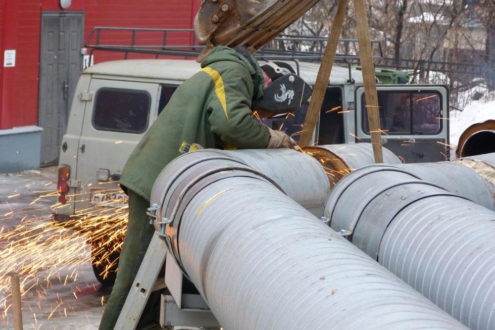 КТК завершила реконструкцию магистрального трубопровода протяженностью почти 800 м в районе ул. Хлыновской г. Кирова