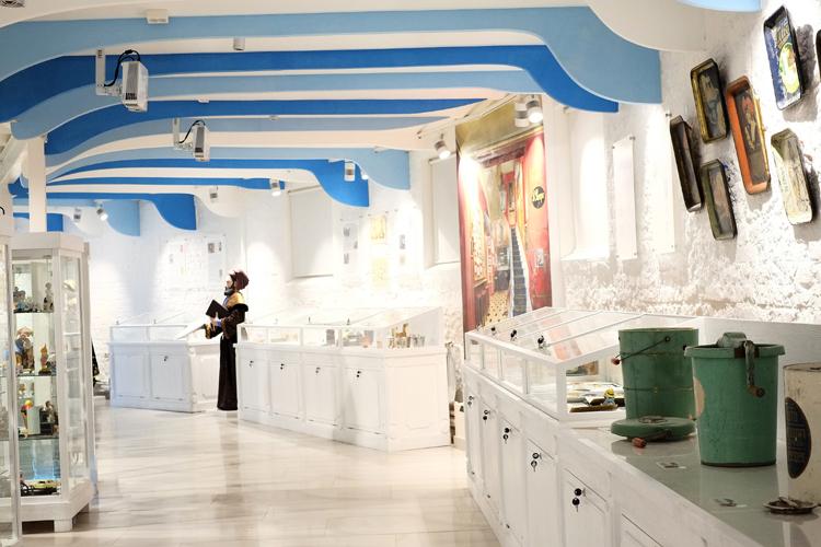 В Кирове открылся первый в России музей истории мороженого