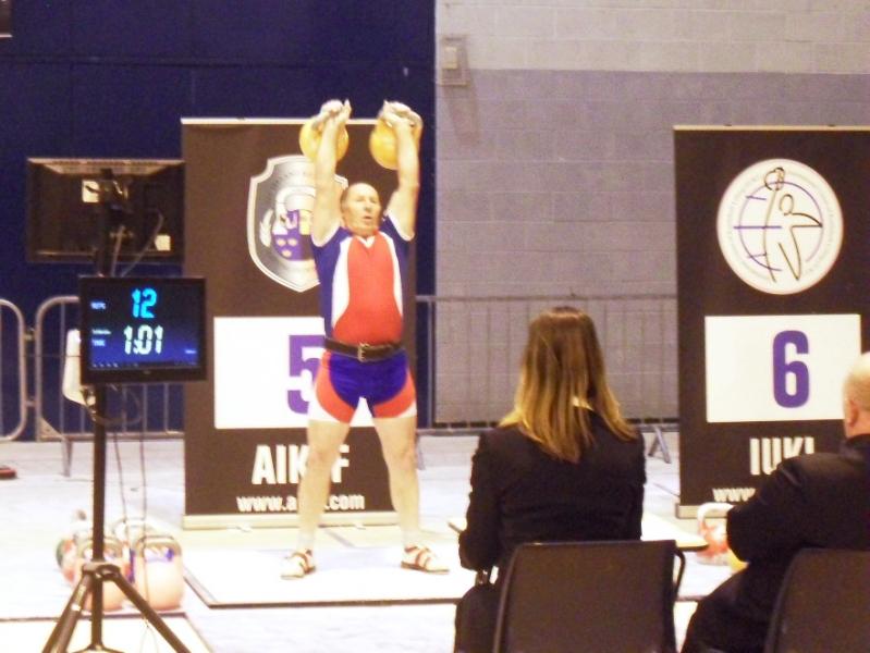 Кировчанин завоевал две «бронзы» на Всемирных соревнованиях