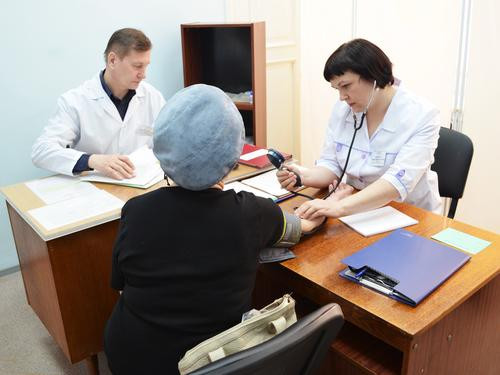 В кировских поликлиниках работают 50 кабинетов неотложной помощи