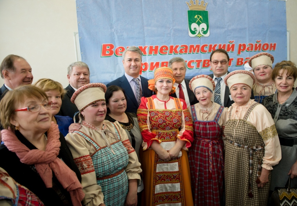 Москва отметила Вятский новый год