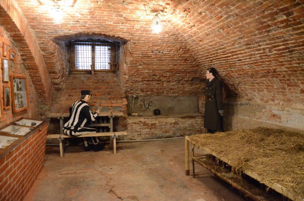 В кировском СИЗО-1 открылся исторический музей