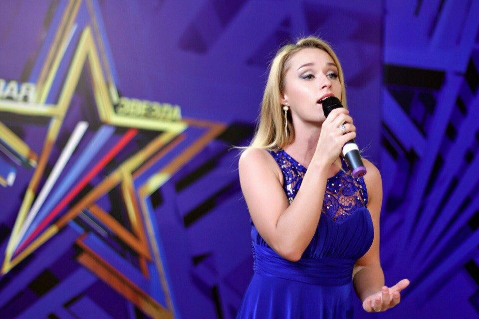 Екатерина Кузина споет за Кировскую область