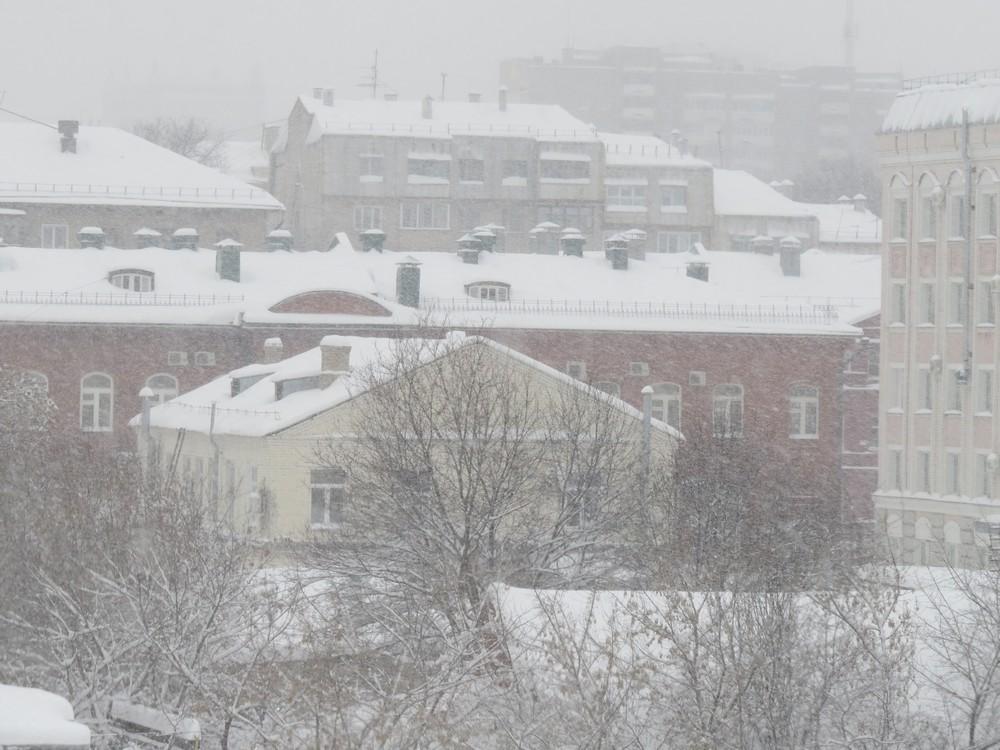 Киров и область засыплет снегом