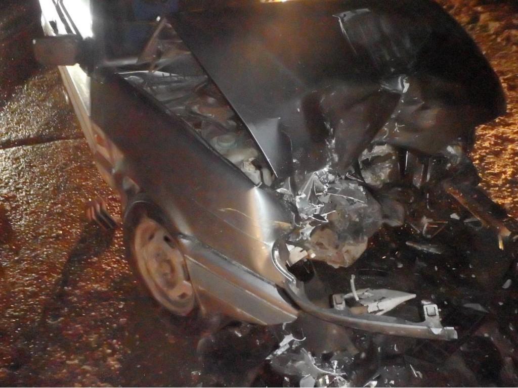 В Кирово-Чепецком районе столкнулись «Тойота», ВАЗ-2113 и «Вольво»