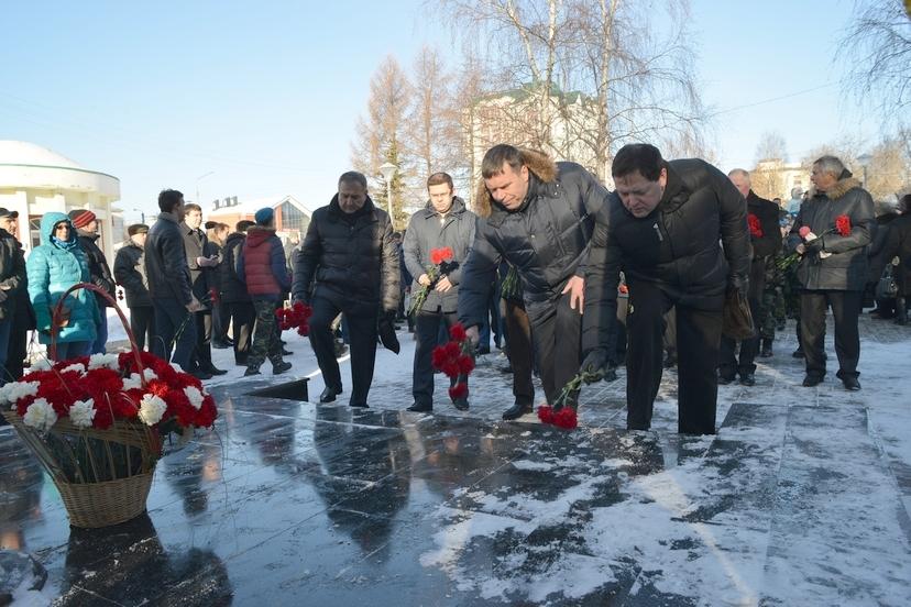 В Кировской области прошли мероприятия, посвященные 27-ой годовщине вывода советских войск из Афганистана
