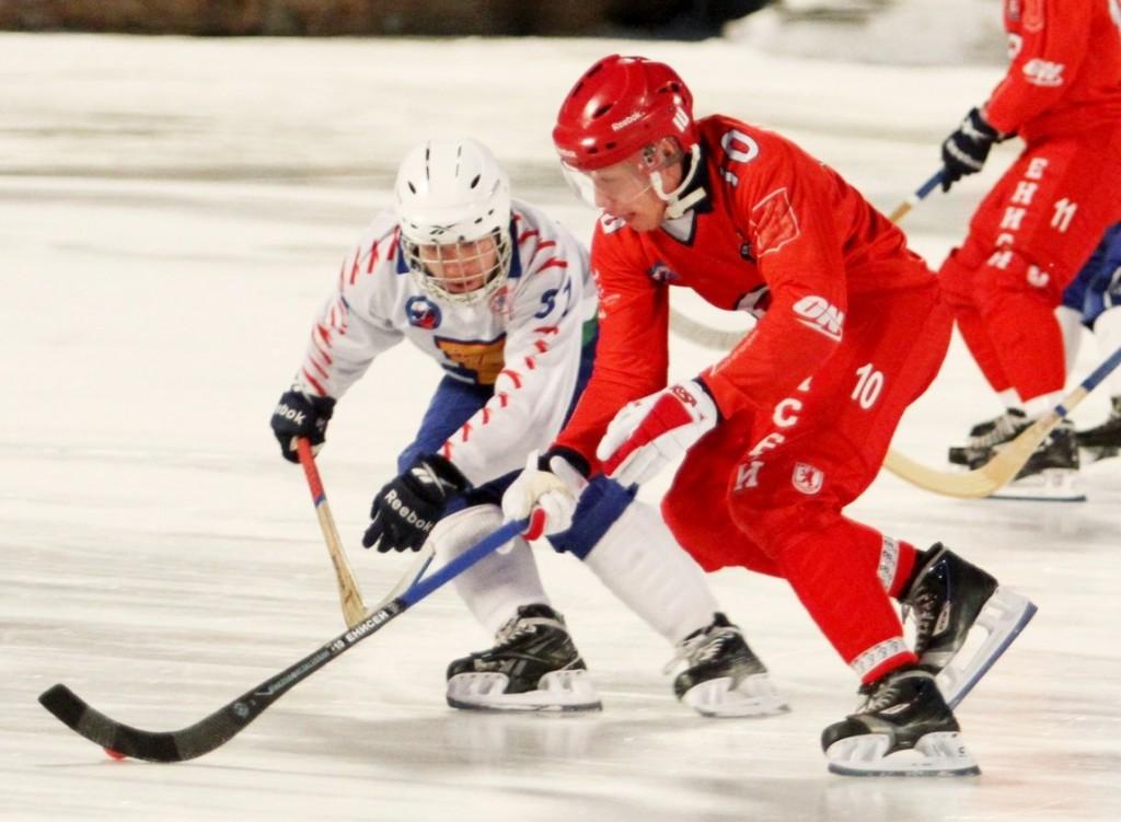 Хоккейный «Енисей» вышел в полуфинал чемпионата России