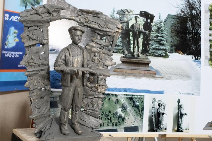 В Кирове выбрали эскиз нового памятника