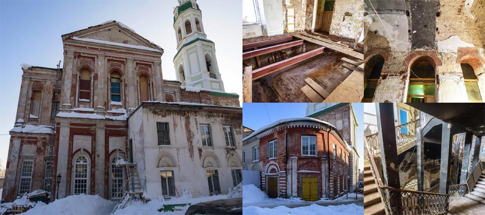 В Кирове восстановят Спасский собор