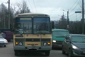 Изменен маршрут 37 автобуса