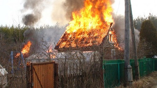 Пожарная безопасность в садоводческих товарищества