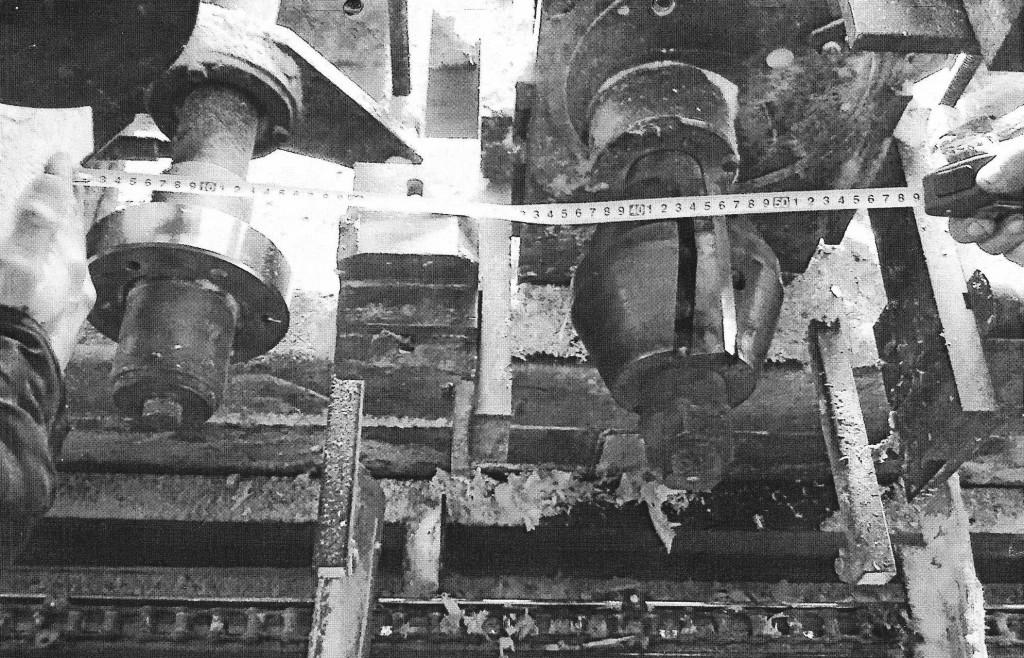 На лесопилке в Верхошижемье руку работника затянуло в станок