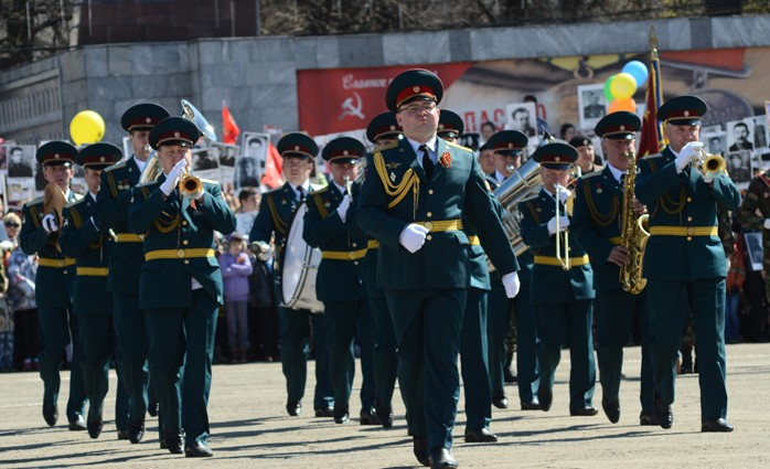Кировский оркестр победил в конкурсе военных оркестров МВД России