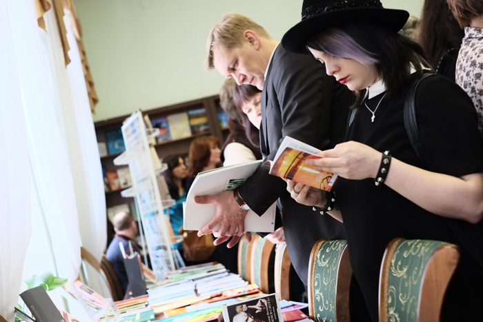 В Кирове открыли выставку «Вятская книга года»