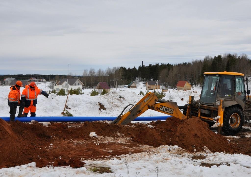 ККС строят в Кирове канализацию на 100 лет