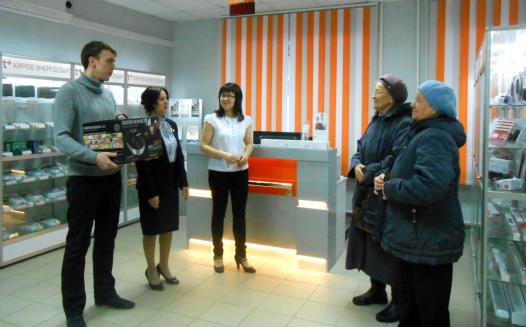 Жители Кирово-Чепецка получили ценные призы