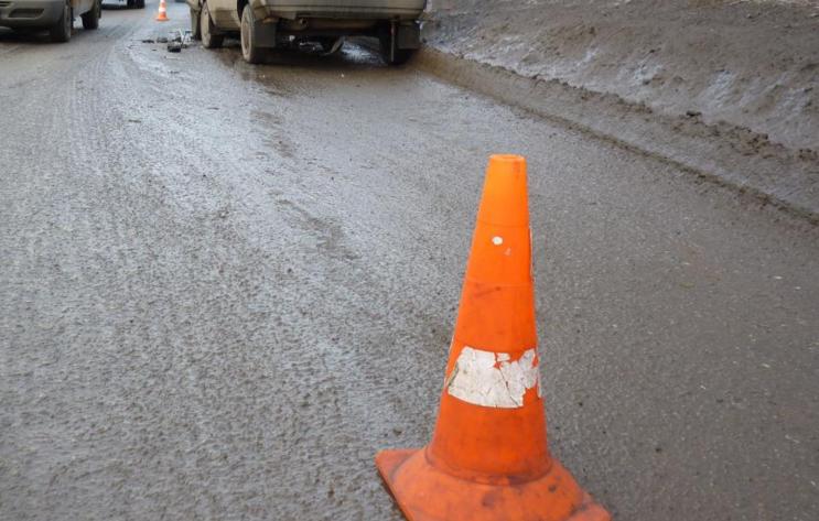 В Кирове женщина-водитель сбила школьника на пешеходном переходе