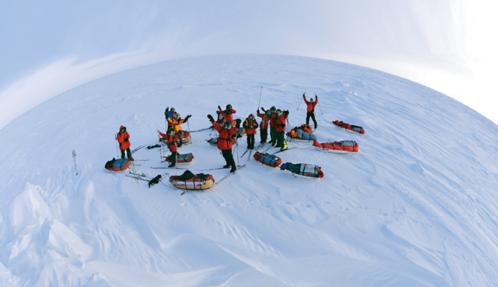 Кировчанка вошла в команду экспедиции «На лыжах – к Северному полюсу!»