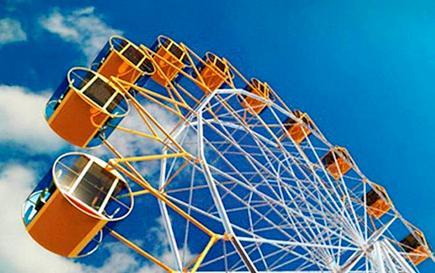 В Кирове на Театральной площади могут установить колесо обозрения