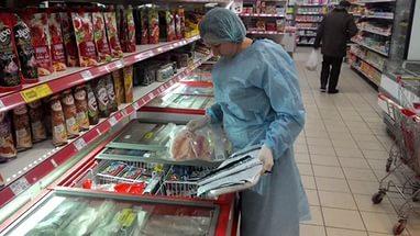 Роспотребнадзор возбудил 25 дел по результатам проверки магазинов системы «Глобус»