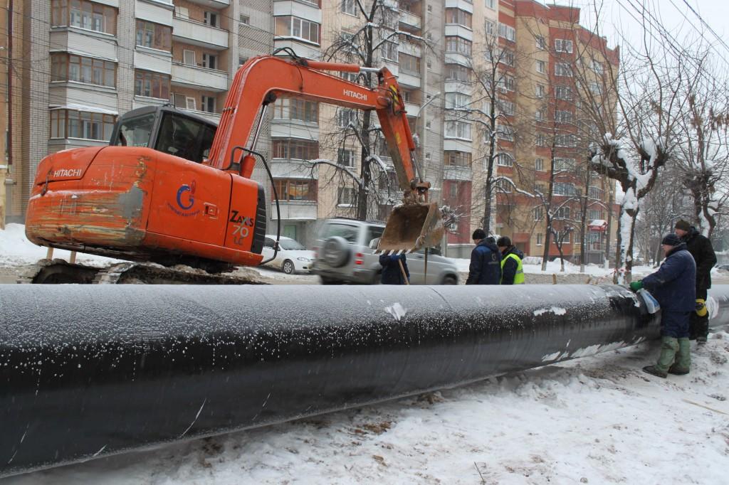 ККС усовершенствуют кировский водопровод