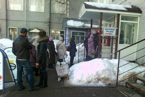 В Центральной диспетчерской службе города Кирова объявлена рабочая суббота
