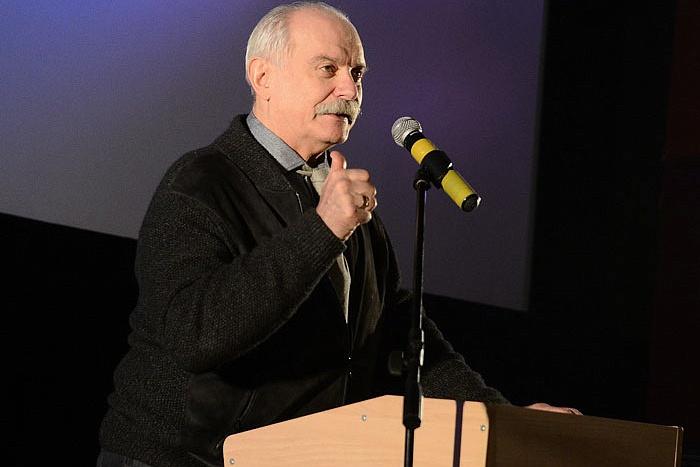 Никита Белых и Никита Михалков открыли Год российского кино в Кировской области