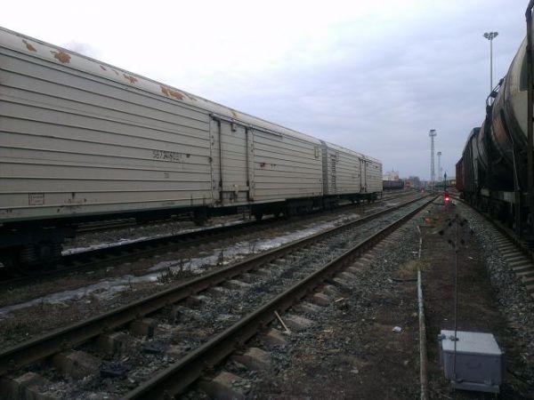 На Вятке механик поезда на ходу выкинул в окно коллегу
