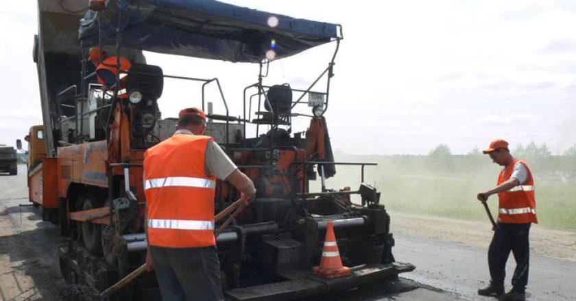 С 18 апреля в Кировской области начнётся массовый ремонт дорог