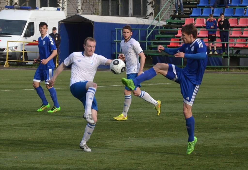 Футболисты кировского «Динамо» проиграли ижевскому «Зениту»