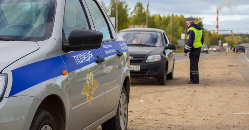 За выходные в Кирове задержали 30 пьяных водителей