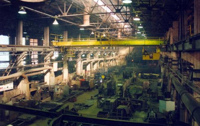 «Белохолуницкий машстройзавод» задолжал 10 млн рублей своим работникам