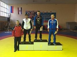 Кировчанин одержал победу в Чемпионате ПФО по греко-римской борьбе