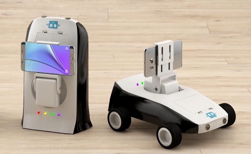 Разработанный в ТПУ робот-учитель начнет вести уроки 1 сентября
