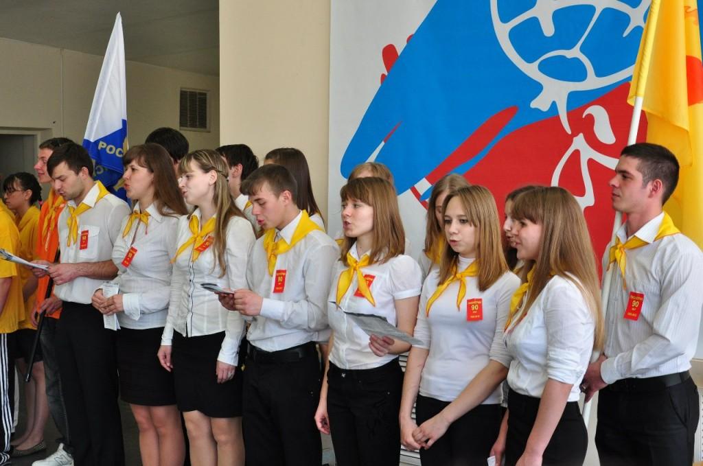 Юные кировчане соберутся на Фестиваль разноцветных галстуков