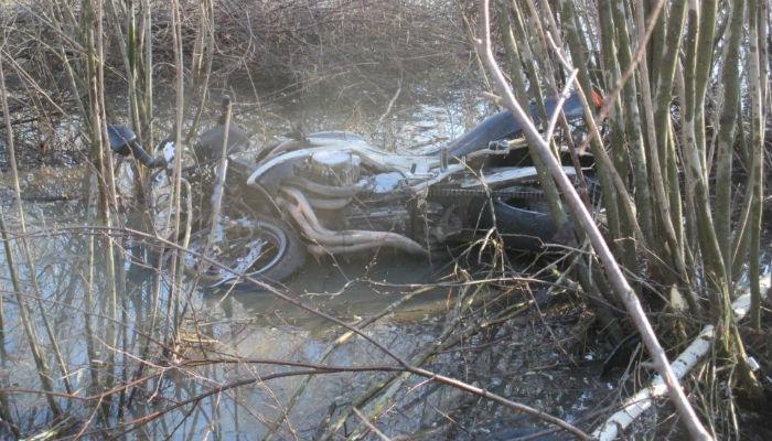 В Пижанском районе погиб 25-летний мотоциклист