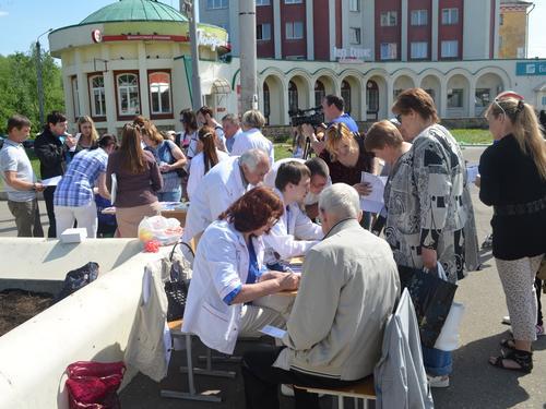Сегодня у филармонии кировчане смогут узнать «возраст» своих лёгких