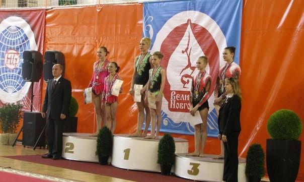 Команда кировских акробатов вернулась золотыми призёрами Первенства России