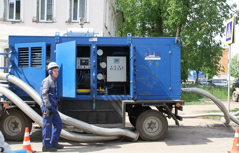 В Кирове гидравлические испытания пройдут по новой схеме